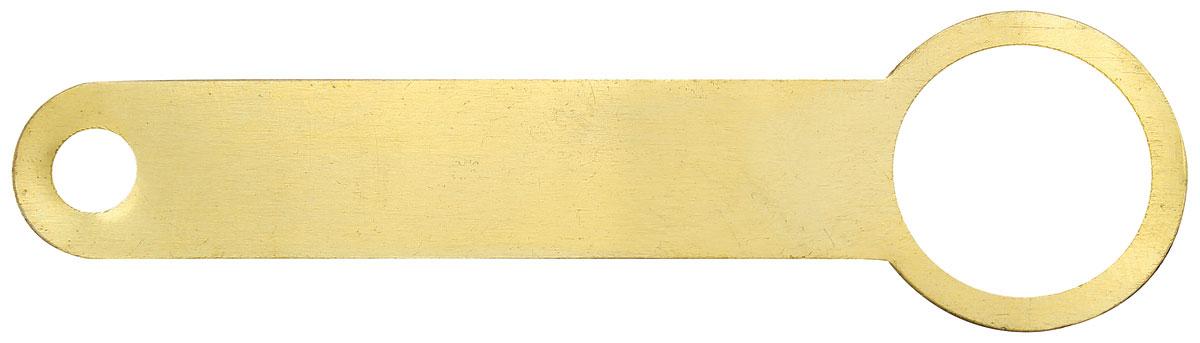 Photo of LeMans Windshield Wiper Motor Ground Plate