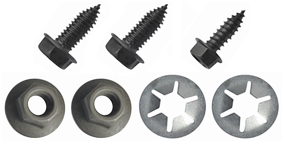 Photo of Brake Pedal To Dash Hardware
