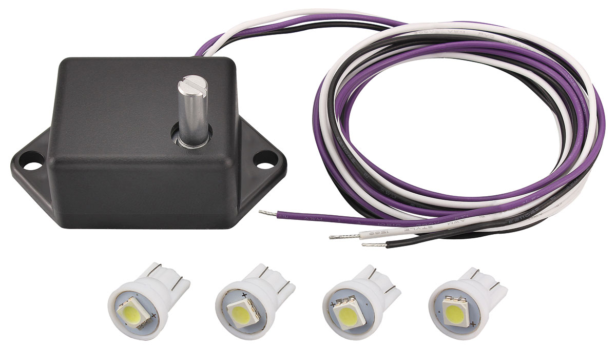 Photo of Gauge Conversion LED Upgrade Kit Led Upgrade Kit w/dimmer