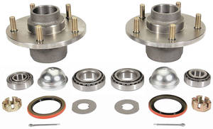 1964-1972 Chevelle Brake Hub Kit, Drum, by CPP