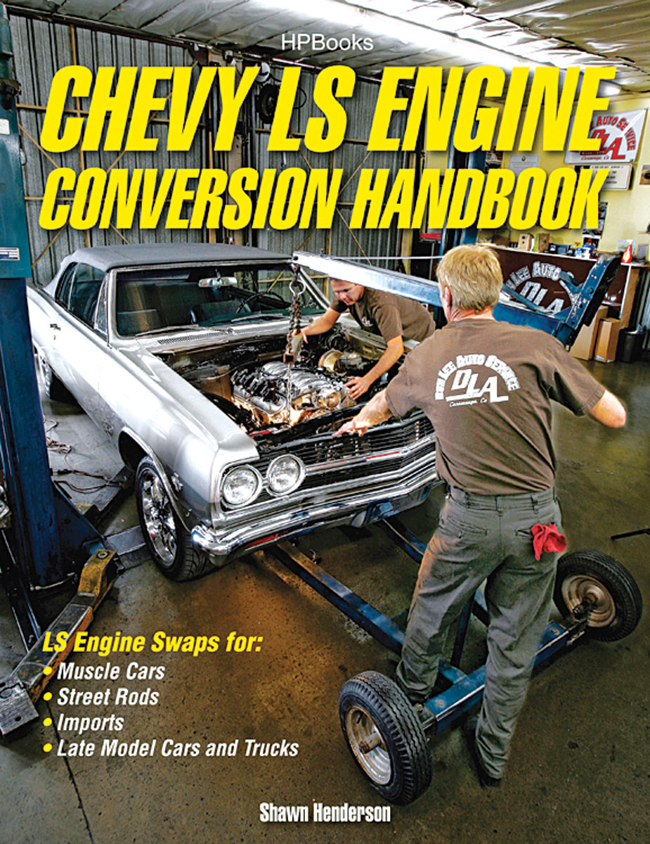 Photo of Chevy LS Conversion Handbook