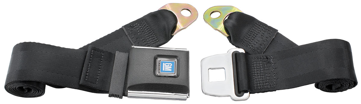 """Photo of Seat Belt Oe Style (74"""" Front Non-Retractable Lap)"""