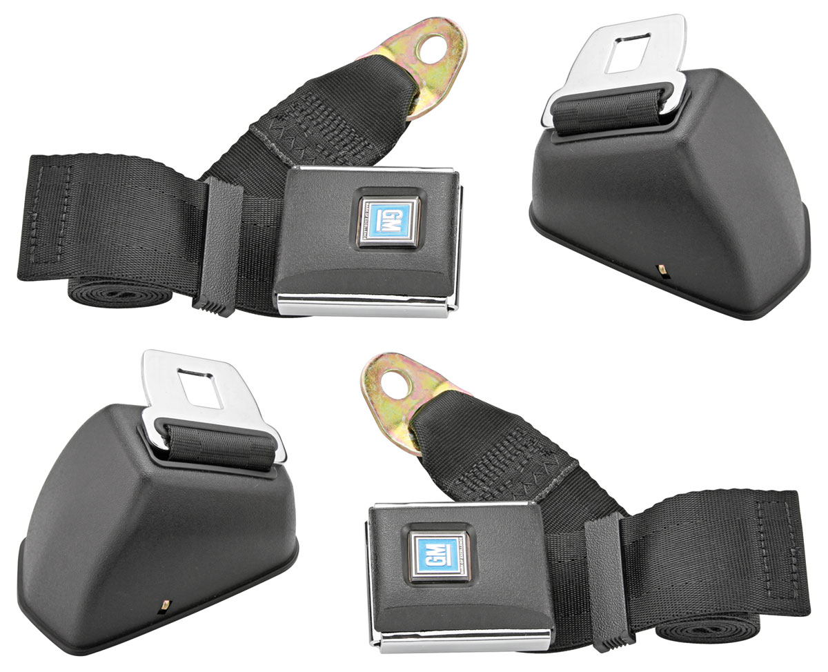 Photo of Seat Belt Oe Style all, 2-point front retractable lap