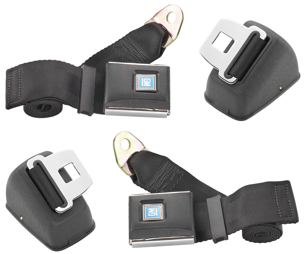 Photo of Seat Belt Direct Fit - Oe Style (Front Retractable Lap)