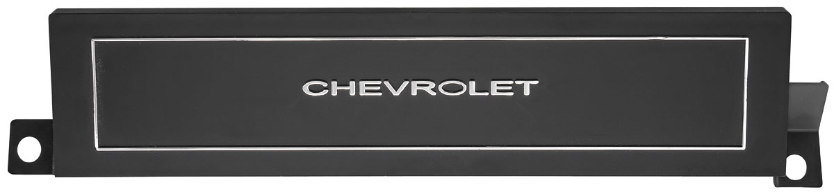 """Photo of Air Vent Delete Plate """"Chevrolet"""""""