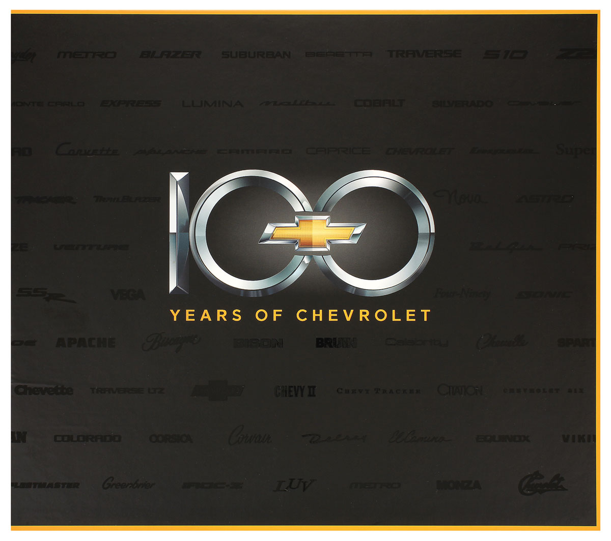 Photo of 100 Years of Chevrolet