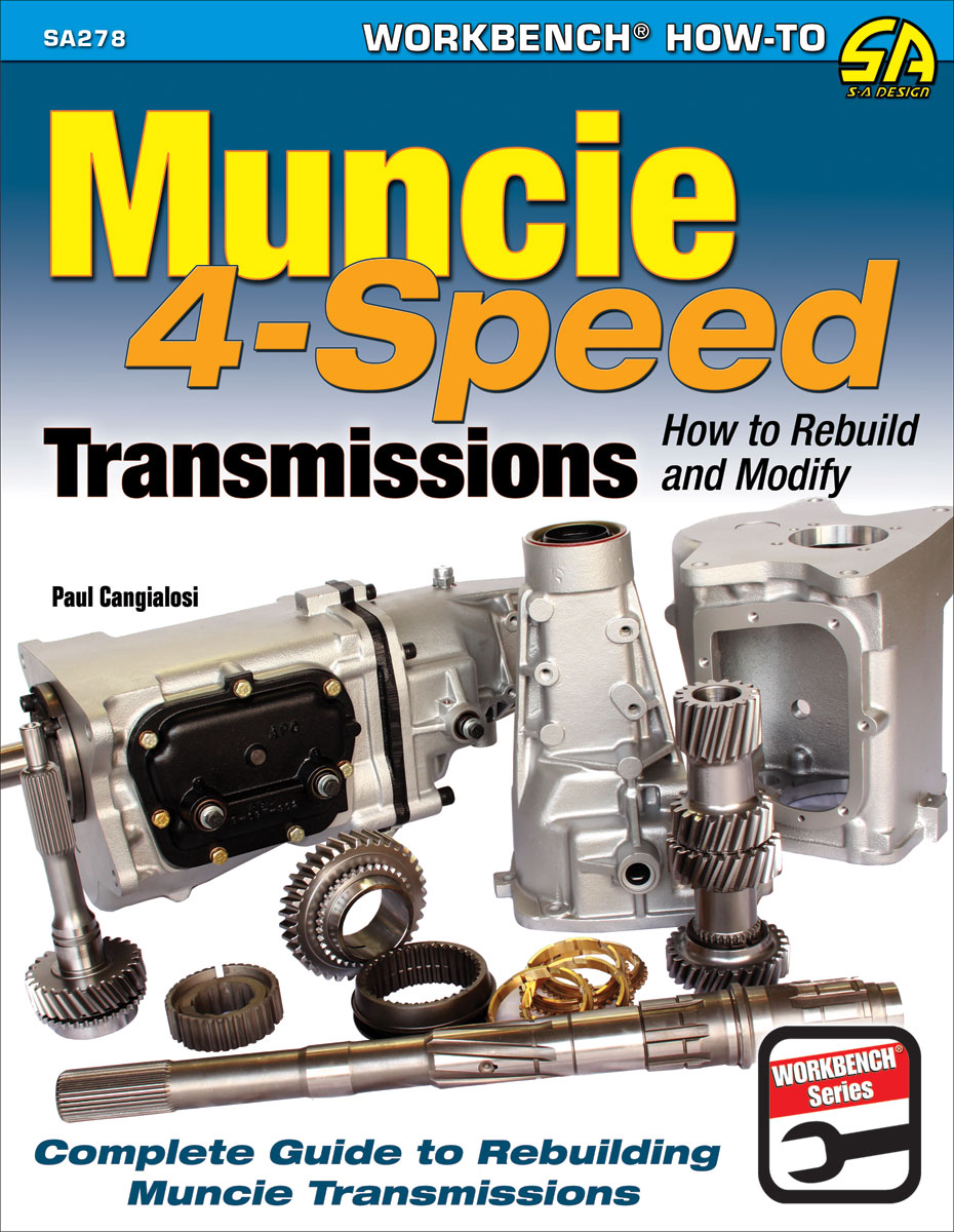 Photo of How To Rebuild and Modify Muncie 4-Speed Transmissions