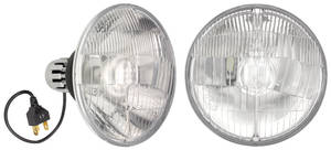 "1959-1977 Bonneville Halo Headlights 5-3/4"" LED High/Low"