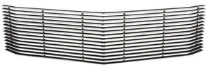 1972 El Camino Center Grilles, Billet Aluminum Bolt-on Complete