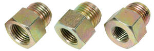Proportioning Valve Adapter Fittings
