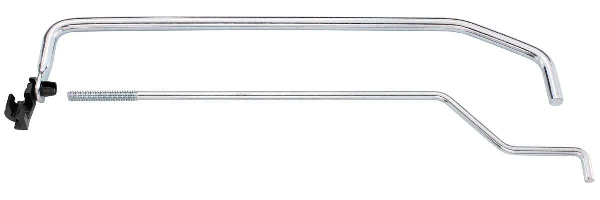 Photo of Rod, Inner Door Lock, A-Body lock rod & clip