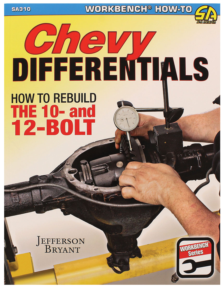 Photo of Chevy Differentials; How to Rebuild the 10- and 12-Bolt