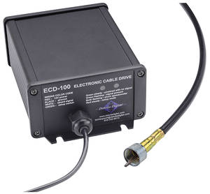 Speedometer Drive, Electronic Cable for thread-on cables