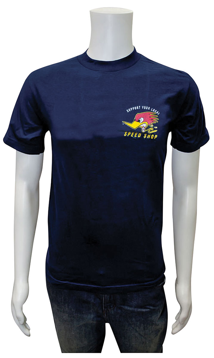 Clay smith speed shop t shirt for Simply for sports brand t shirts