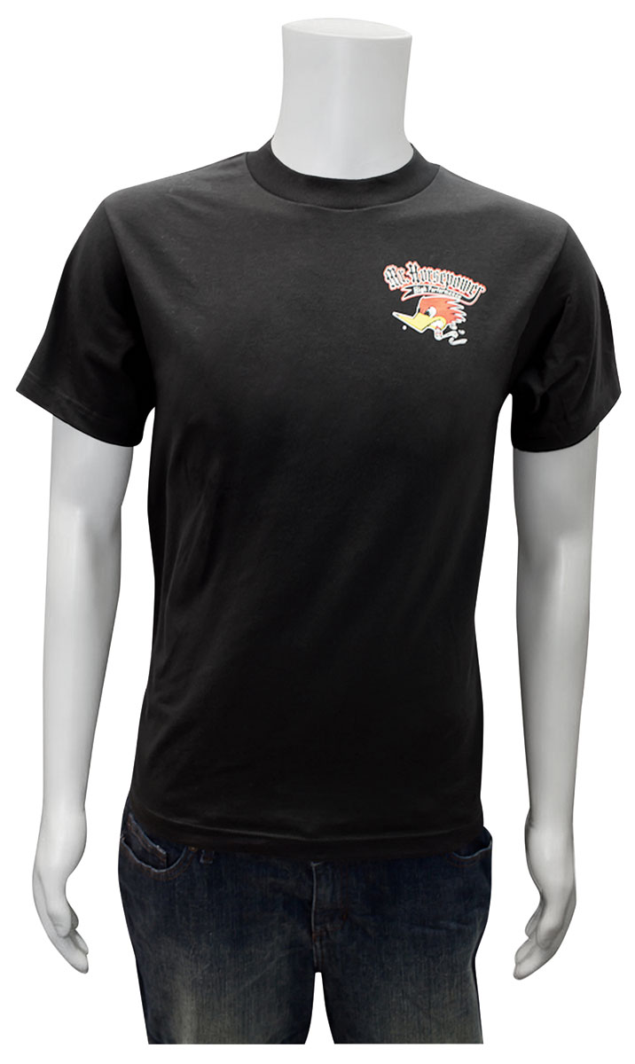 Photo of Mr. Horsepower Speed Team T-Shirt