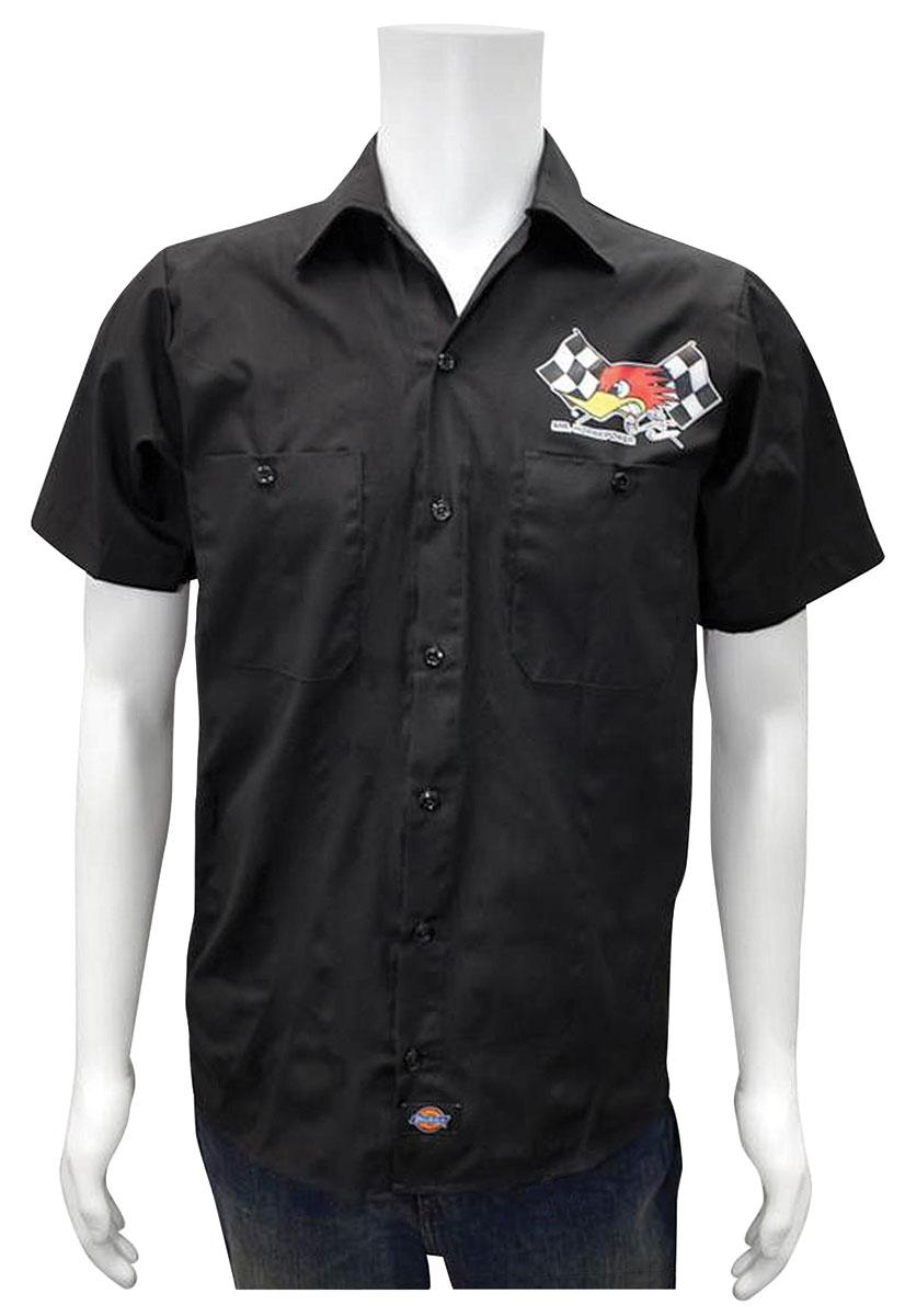 Photo of Mr. Horsepower Flag Shop Shirt
