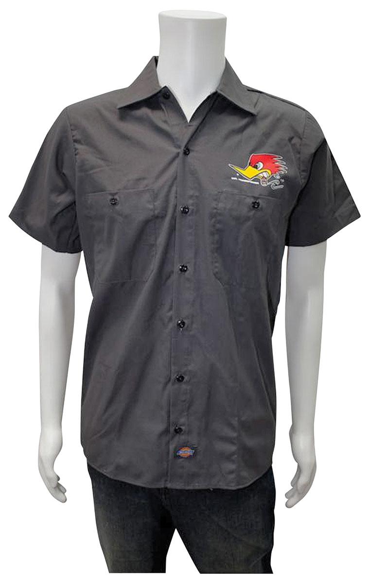 Photo of Mr. Horsepower Shop Shirt