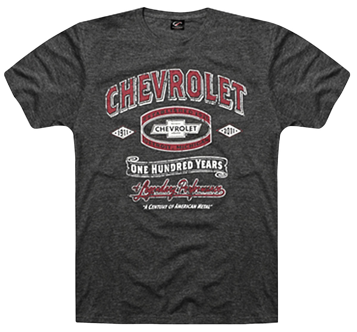 Photo of Chevrolet 100 Year Anniversary Shirt
