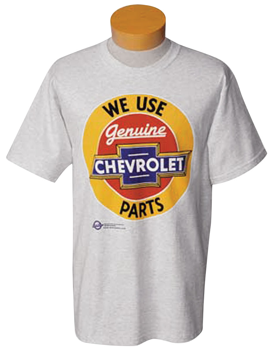 Photo of Genuine Chevrolet Parts T-Shirt
