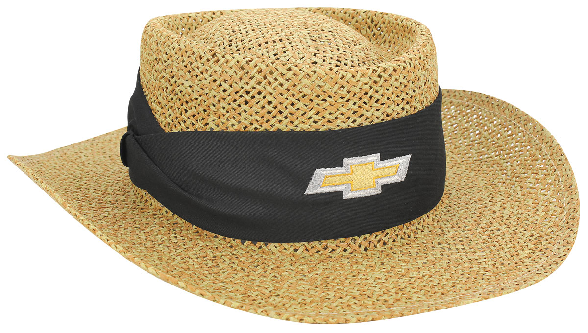 Photo of Bowtie Natural Straw Hat