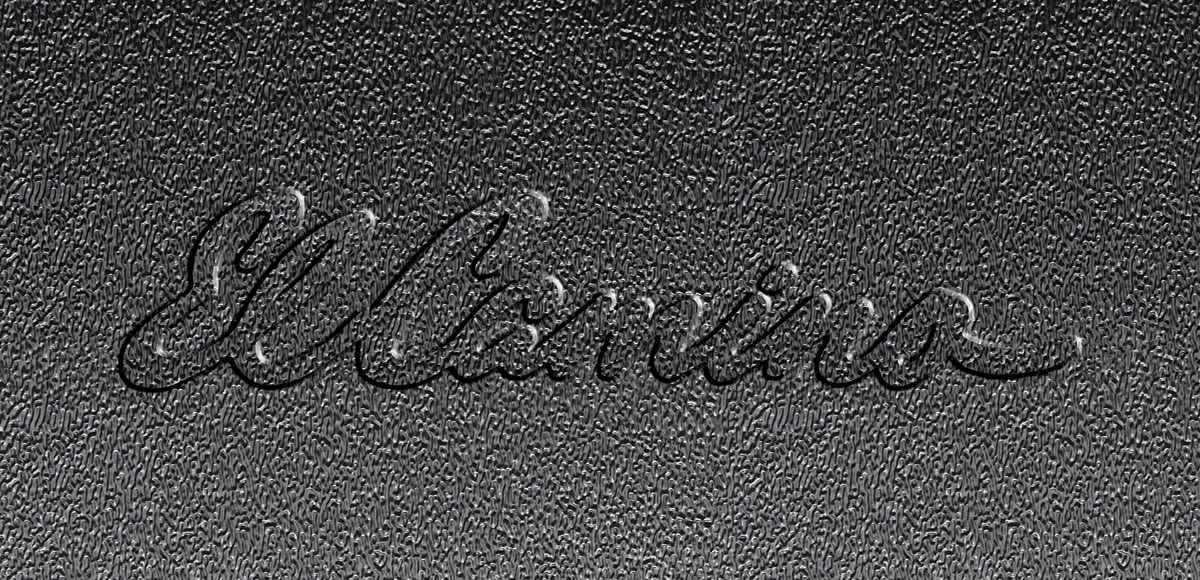 "Photo of Hood Insulation & Shield Kit; AcoustiHood ""el Camino"" Logo ""El Camino"" logo"