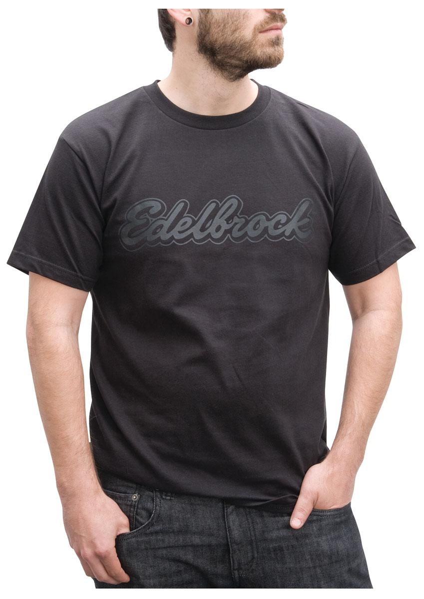 Photo of Edelbrock Script T-Shirt