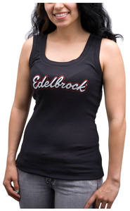 Edelbrock Women's Ribbed Tank