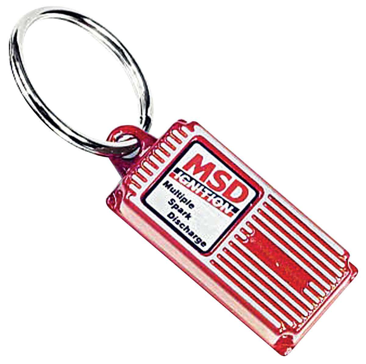 Photo of MSD 6AL Key Chain