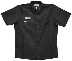 MSD Black Shop Shirt