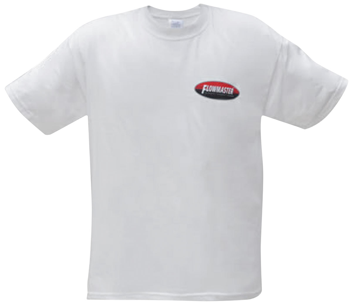 Photo of Flowmaster Oval Tee white