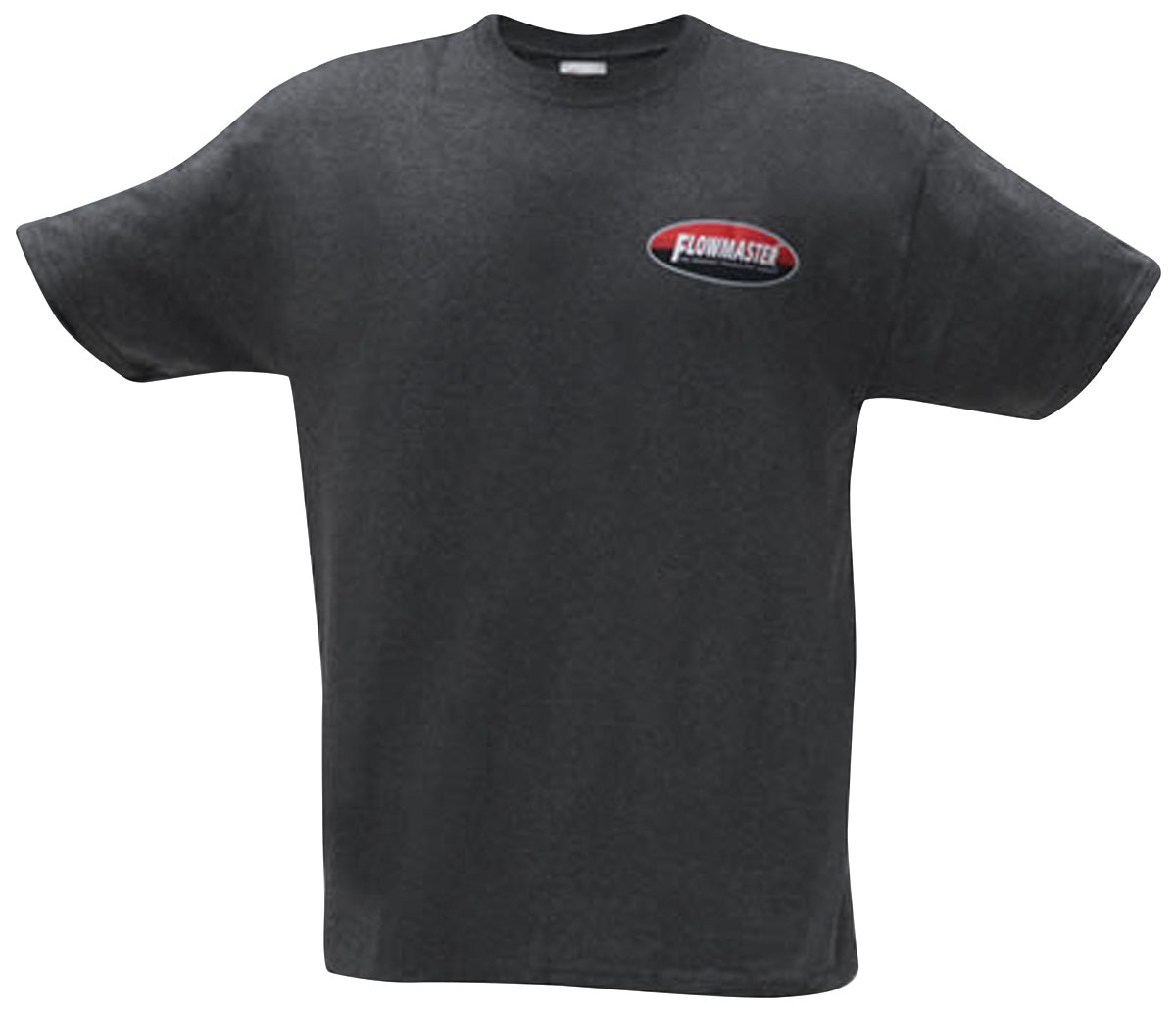 Photo of Flowmaster Oval Tee charcoal
