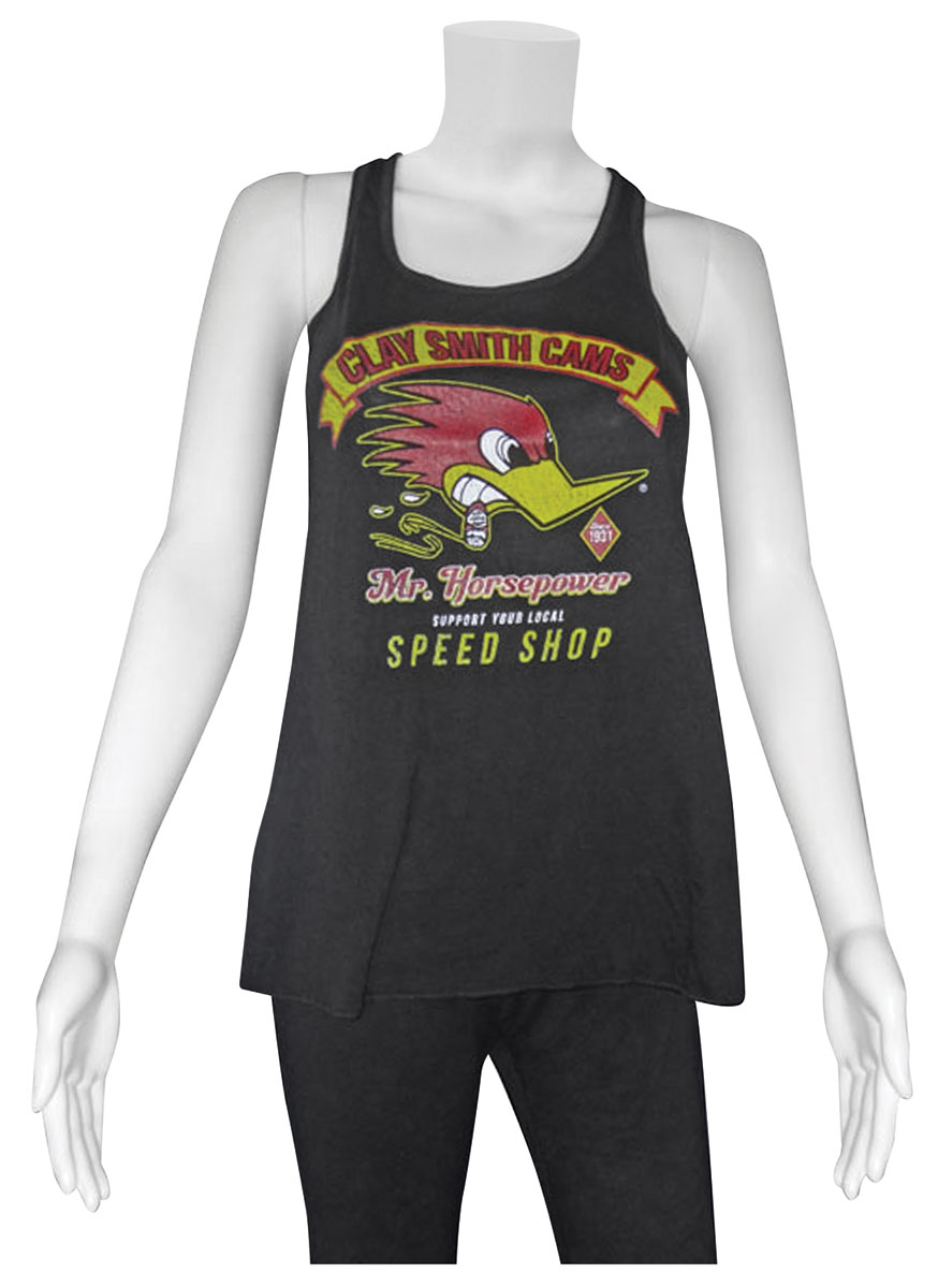 Photo of Women's Clay Smith Tank Top black