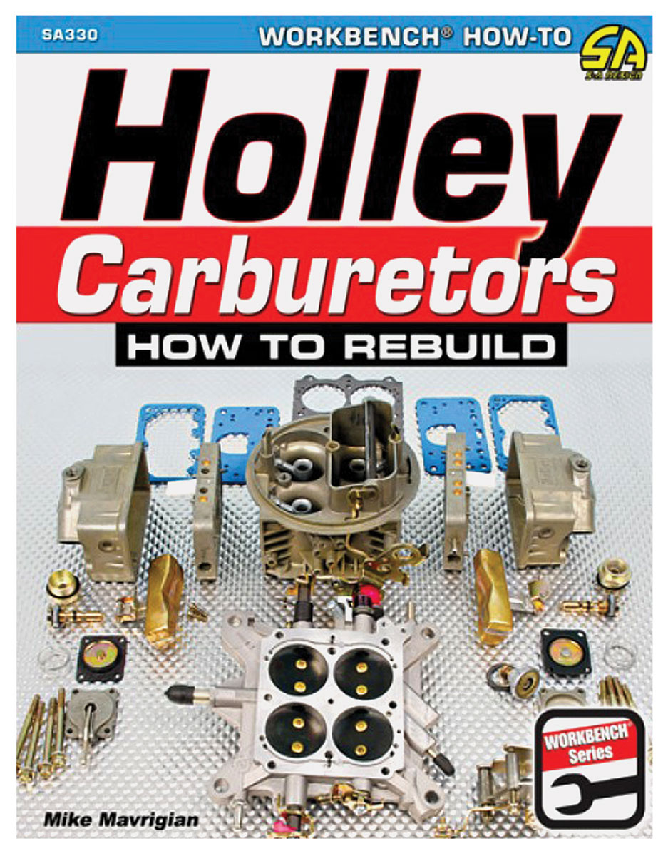 Photo of Holley Carburetors; How To Rebuild