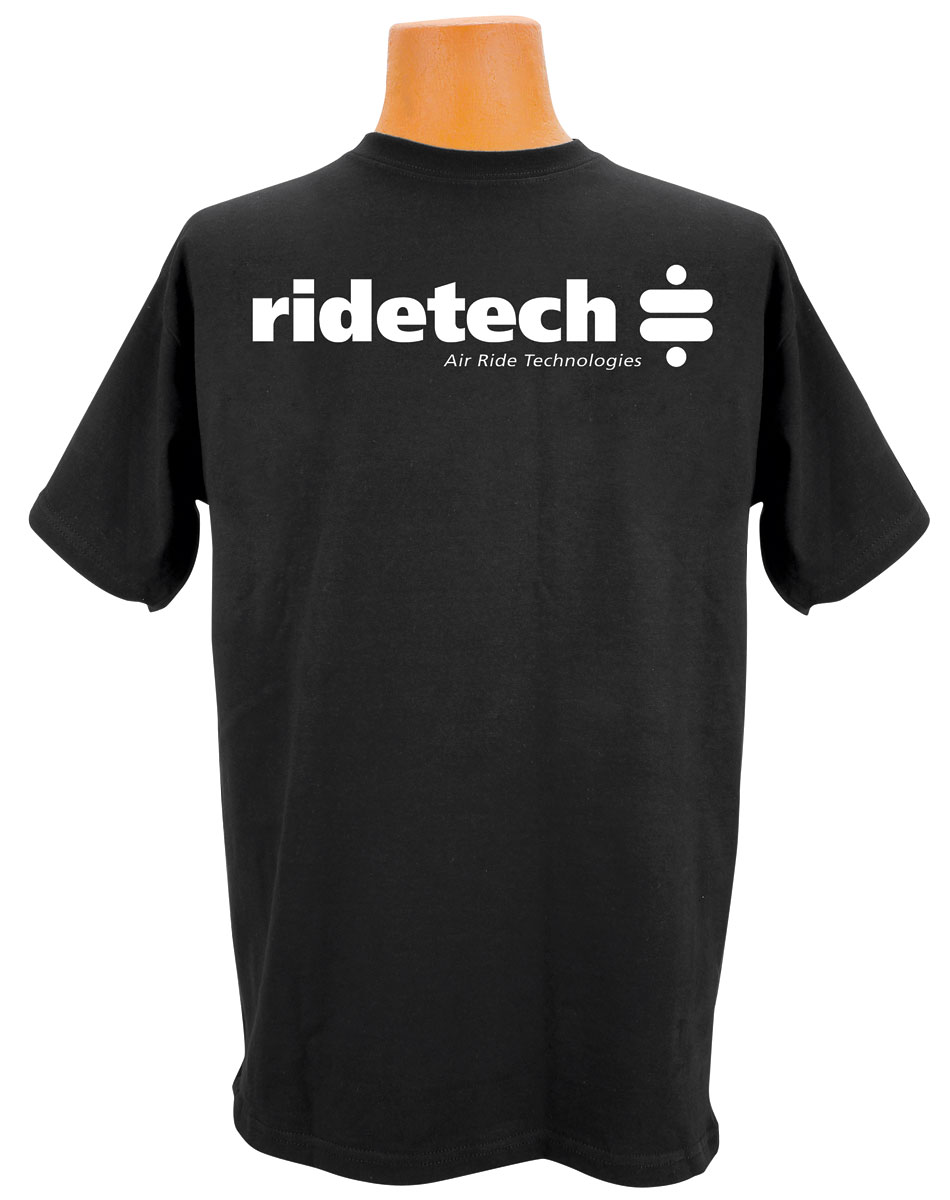Photo of Women's Ride Tech Logo T-Shirt black crew neck