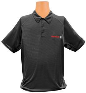 Ride Tech Logo Polo Shirt Black