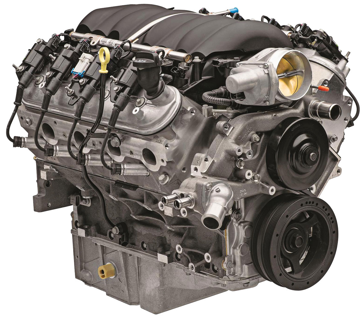 Photo of Crate engine, GM 6.2L LS3