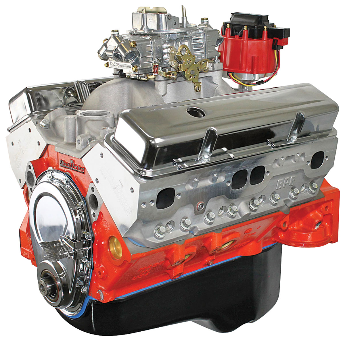 Photo of Regal Crate Engine, Base Dressed 400