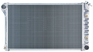 "1961-66 Catalina/Full Size Radiators, Aluminum 17-1/2"" X 22-3/4"" AT, 1"" Cores"