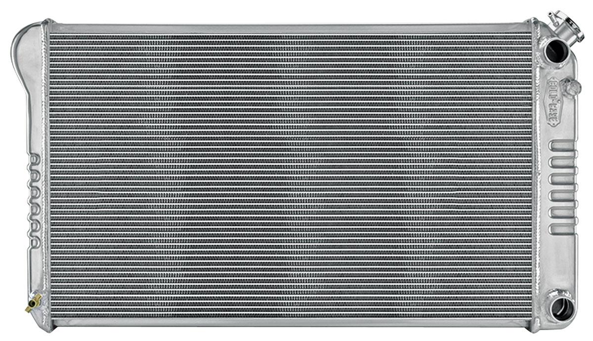 """Photo of Radiators, Aluminum 18-1/2"""" X 28-1/2"""" LS Swap"""