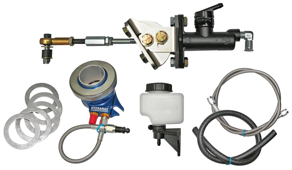 Photo of Hydraulic Clutch Kits, Hydramax, American Powertrain T56 Magnum