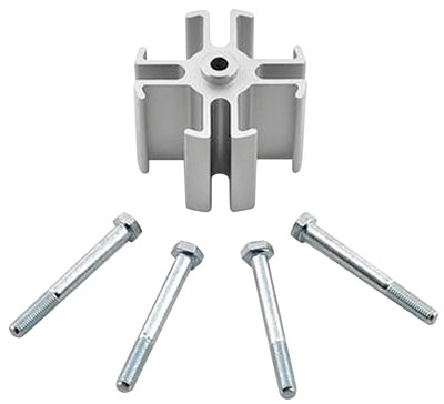 """Photo of Spacers, Universal Fan 1/2"""""""