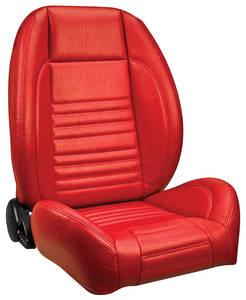 1970 El Camino Sport Seats, Assembled Sport R Seats