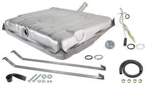 1971-1972 Fuel Tank Kits El Camino w/3 Vents, Stainless