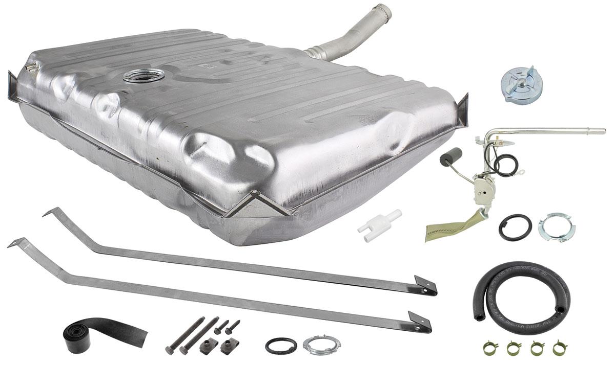 Photo of Fuel Tank Kit Nitern w/2 vents