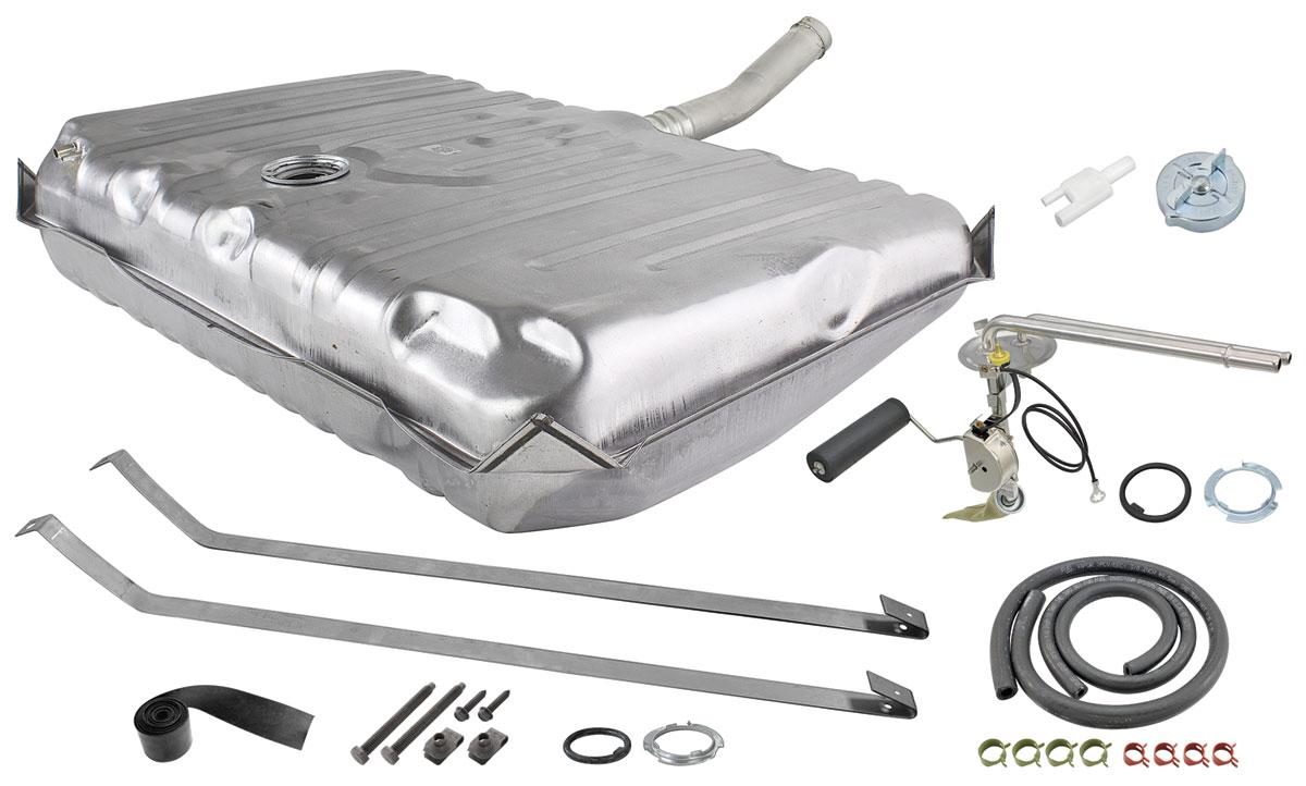 Photo of Nitern Fuel Tank Kits Chevelle w/2 vents & return