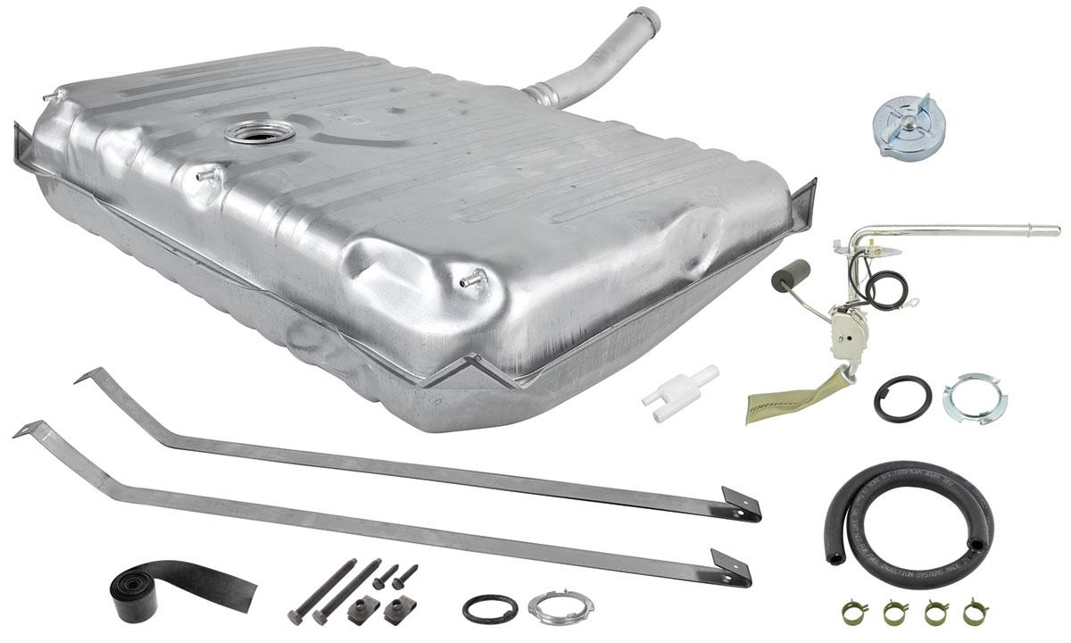Photo of Nitern Fuel Tank Kits Chevelle w/EEC