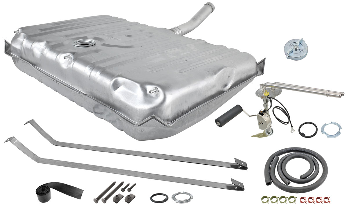 Photo of Nitern Fuel Tank Kits Chevelle w/EEC & return