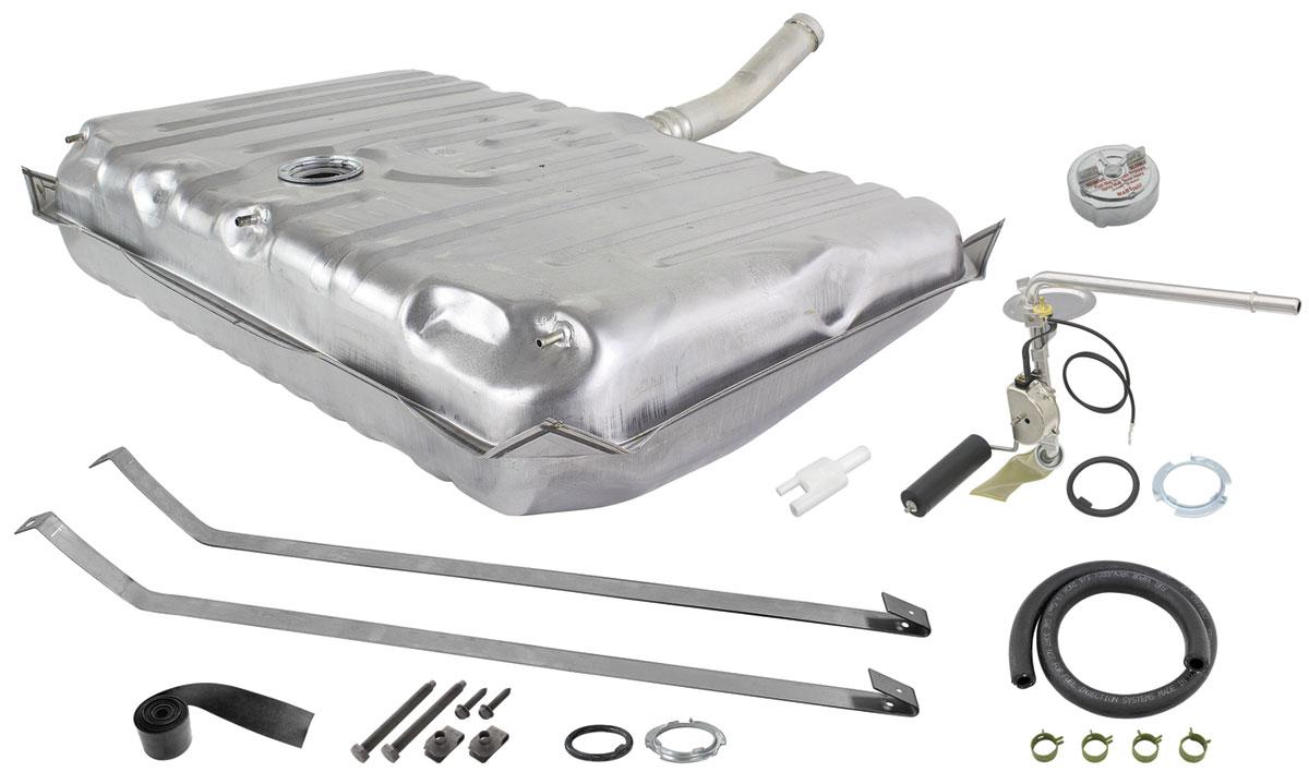 Photo of Fuel Tank Kit Nitern w/3 vents