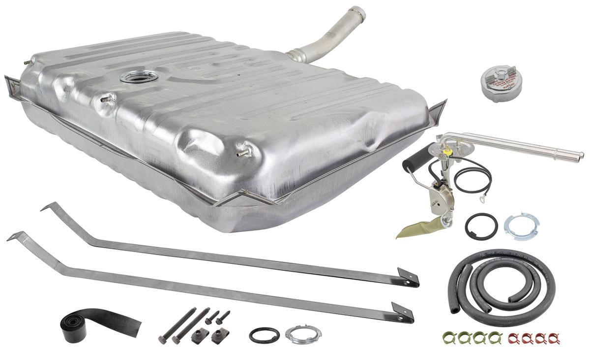 Photo of Fuel Tank Kit Nitern w/3 vents & return
