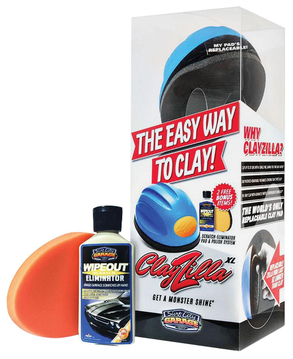 Photo of Clayzilla® XL Clay Bar